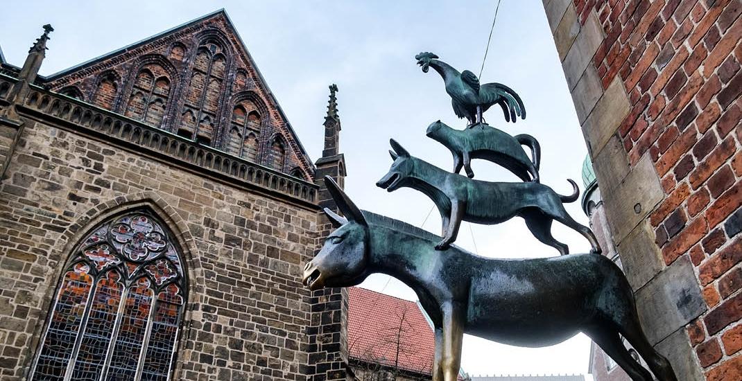 BU0546_Bremer Stadtmusikanten