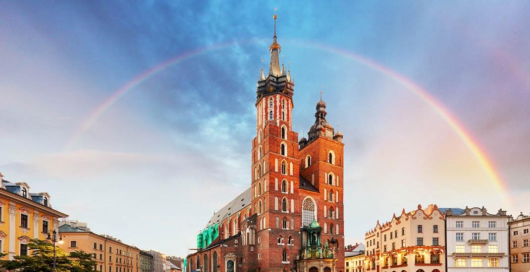 BU9300_Polen_Krakau Marienkirche