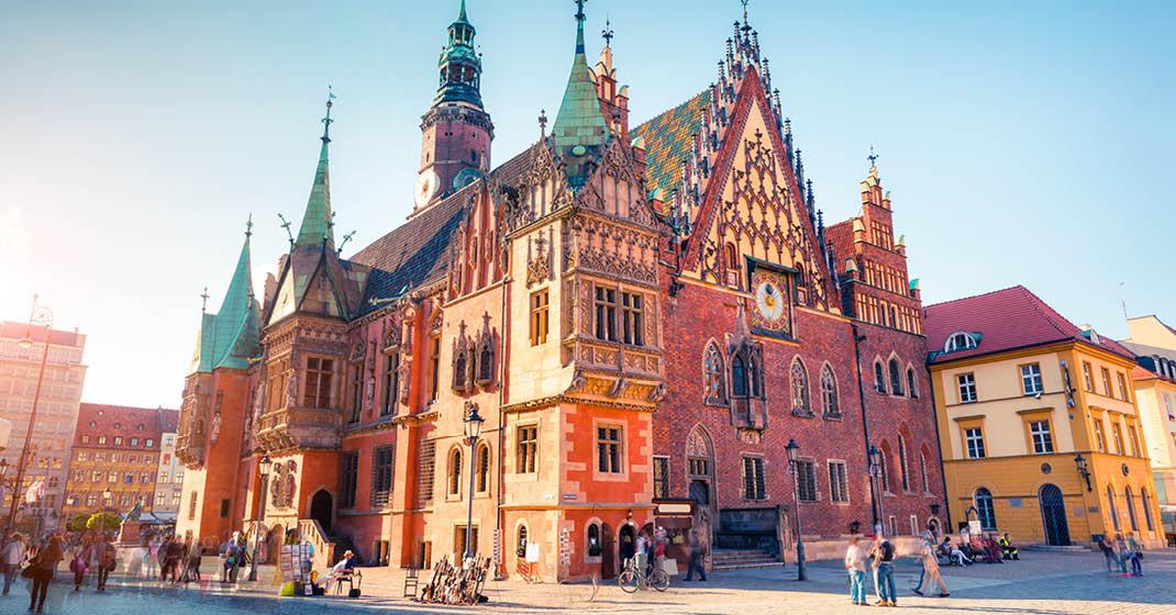 BU9300_Polen_Rathaus Breslau