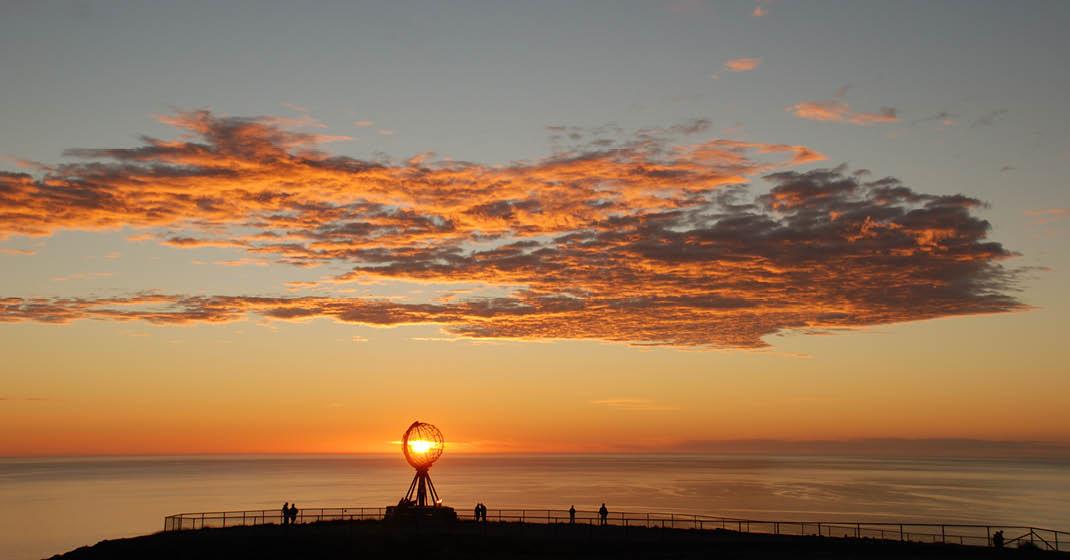 KF1155_Preziosa_Nordkap Sonnenuntergang