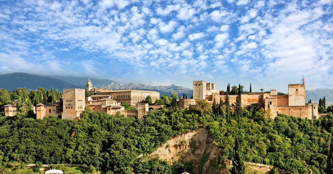 MSC Magnifica_Malaga Alhambra