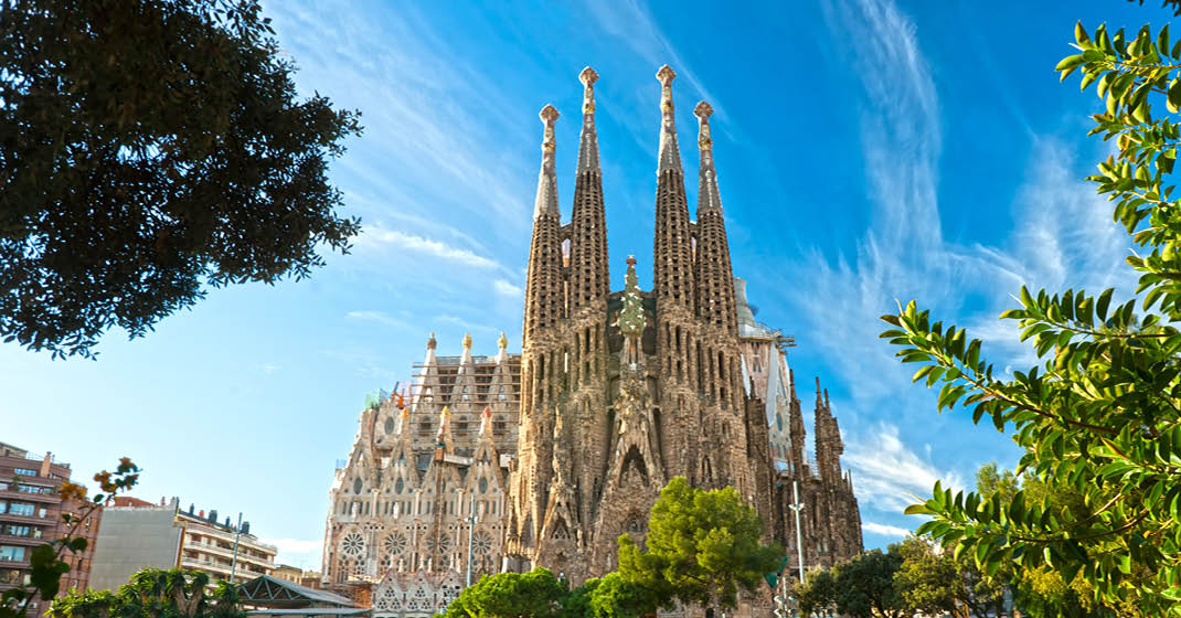 MSC Magnifica_Sagrada Familia
