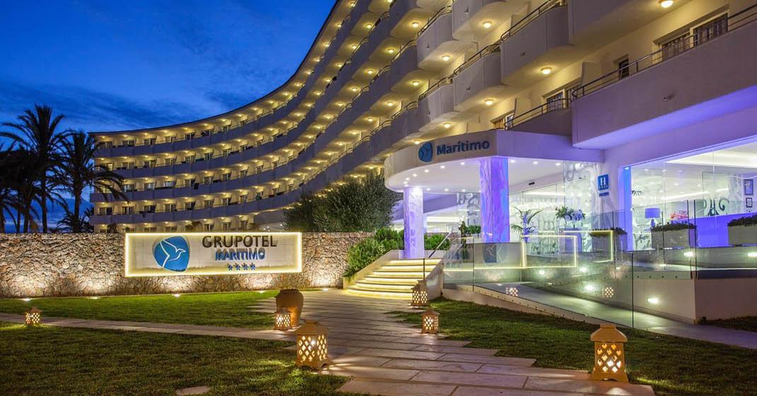 Mallorca Grupotel Martimo Hotel