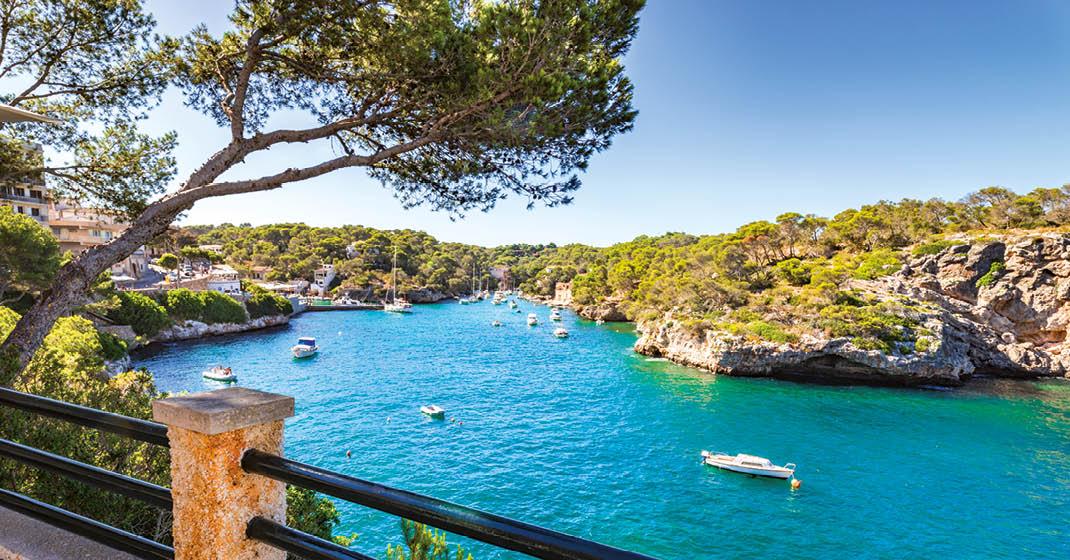 Mallorca The Sea By Gruptotel3