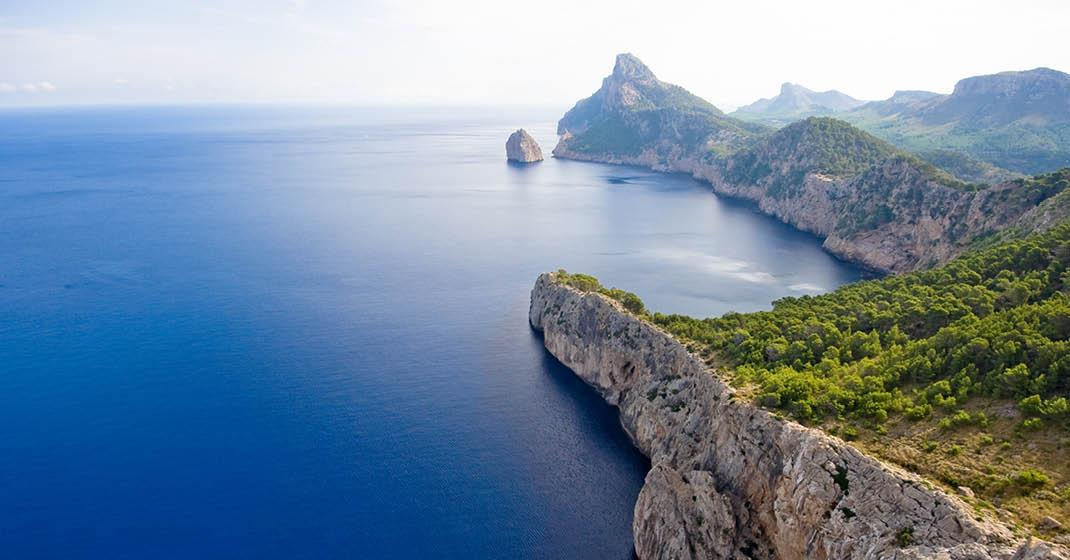 Mallorca The Sea By Gruptotel4