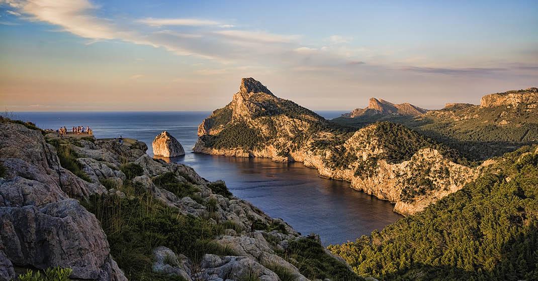 Mallorca The Sea By Gruptotel6