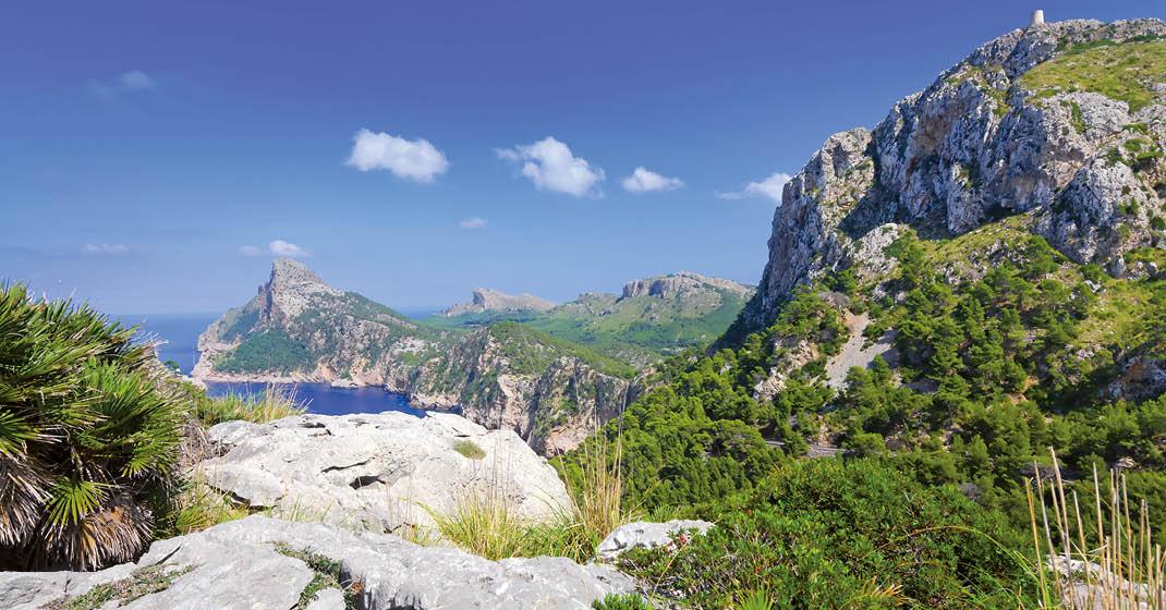 Mallorca The Sea By Gruptotel7